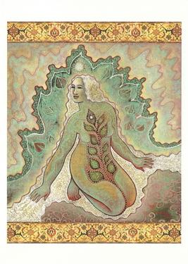 Images of Spirit, Empowering Women, Honoring the Sacred Feminine Blossoming Spirit