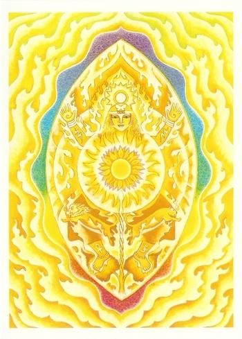 3rd Power Chakra ~ I Act